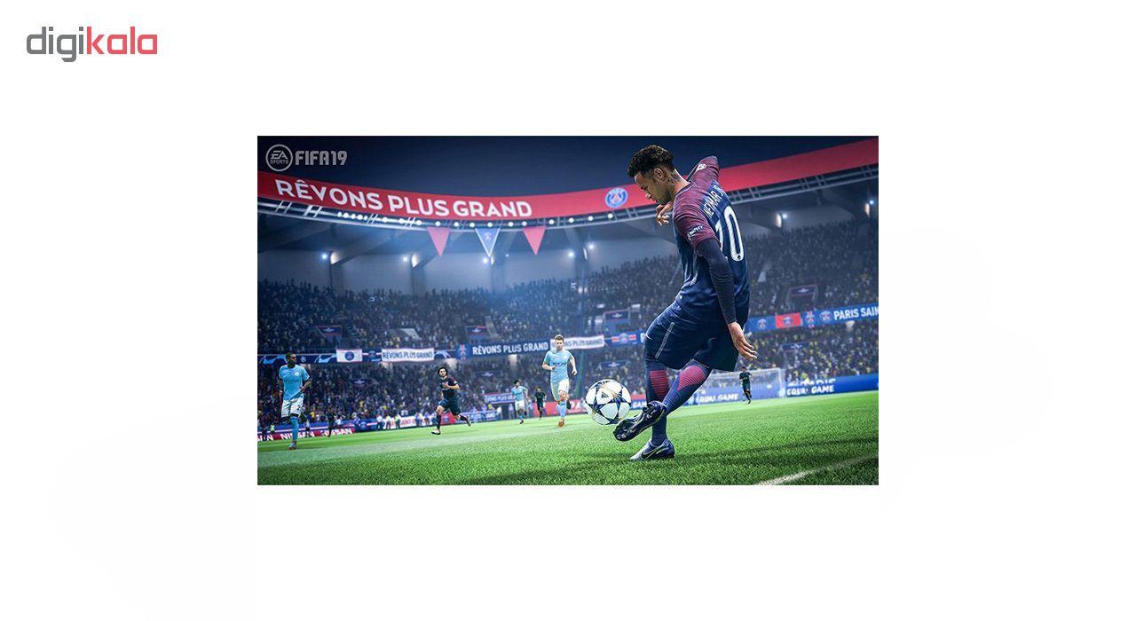 بازي FIFA 19 مخصوص PS4