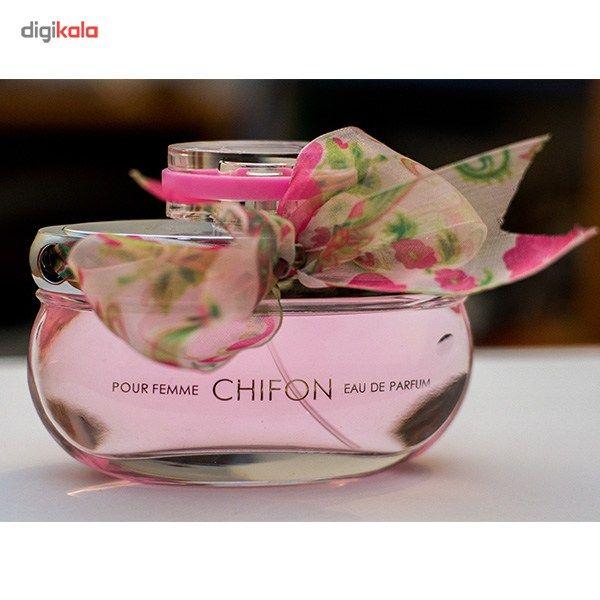 ادو پرفیوم زنانه امپر مدل Chifon حجم 100 میلی لیتر main 1 4