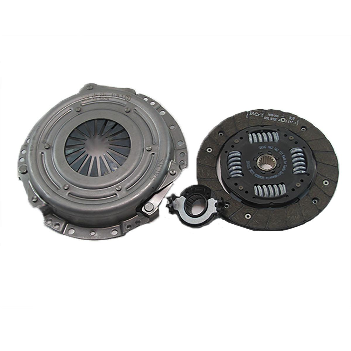 دیسک و صفحه کلاچ ساچ مدل D-97424 مناسب برای پژو 206 تیپ 2