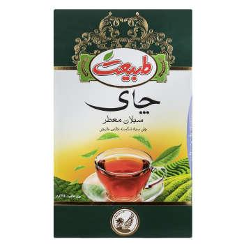 چای سیاه معطر ارل گری طبیعت مقدار 450 گرم