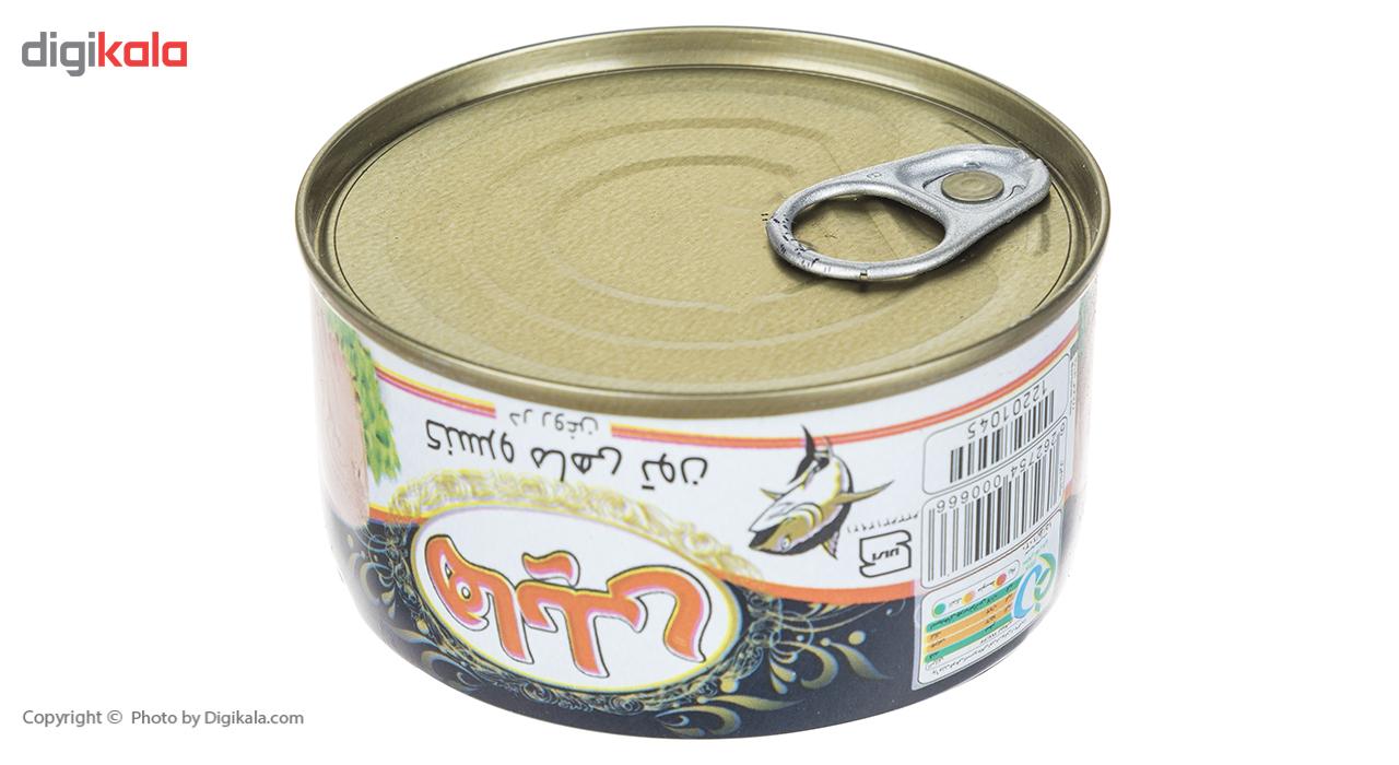 کنسرو ماهی تون در روغن هایلی- 180 گرم main 1 5