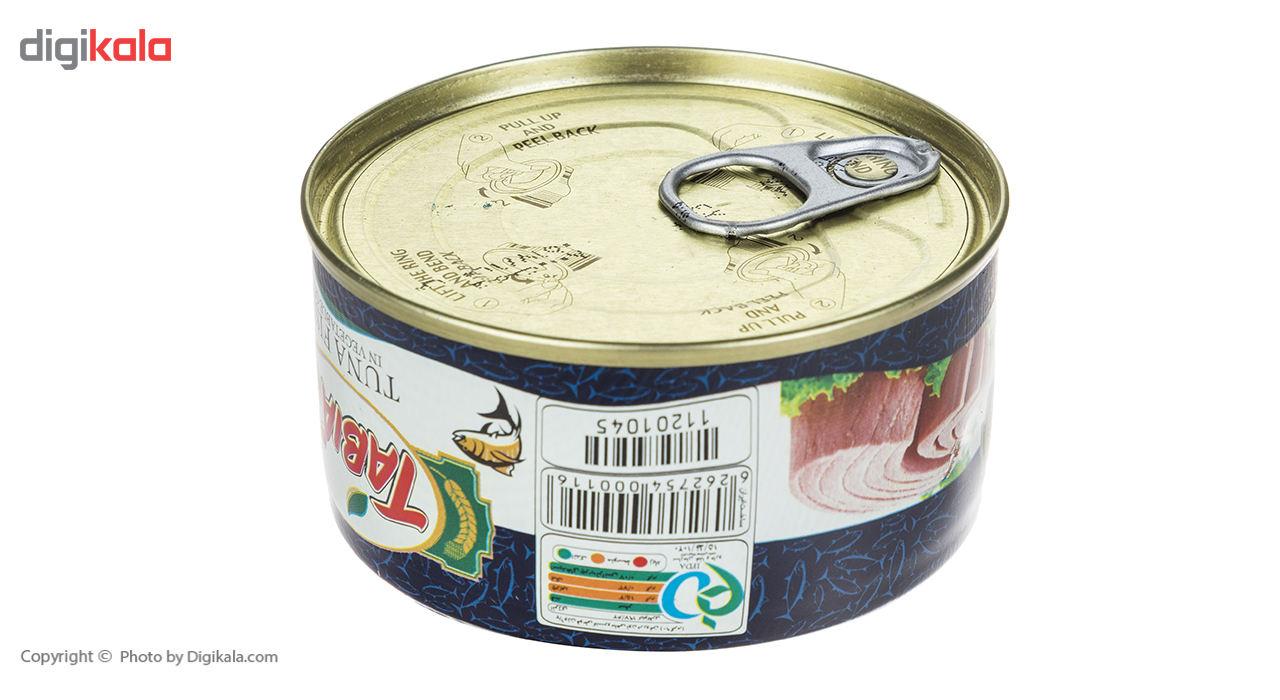 کنسرو ماهی تون در روغن گیاهی طبیعت - 180 گرم main 1 5