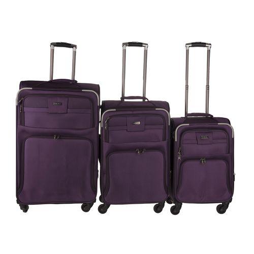 مجموعه سه عددی چمدان کامل مدل 6030