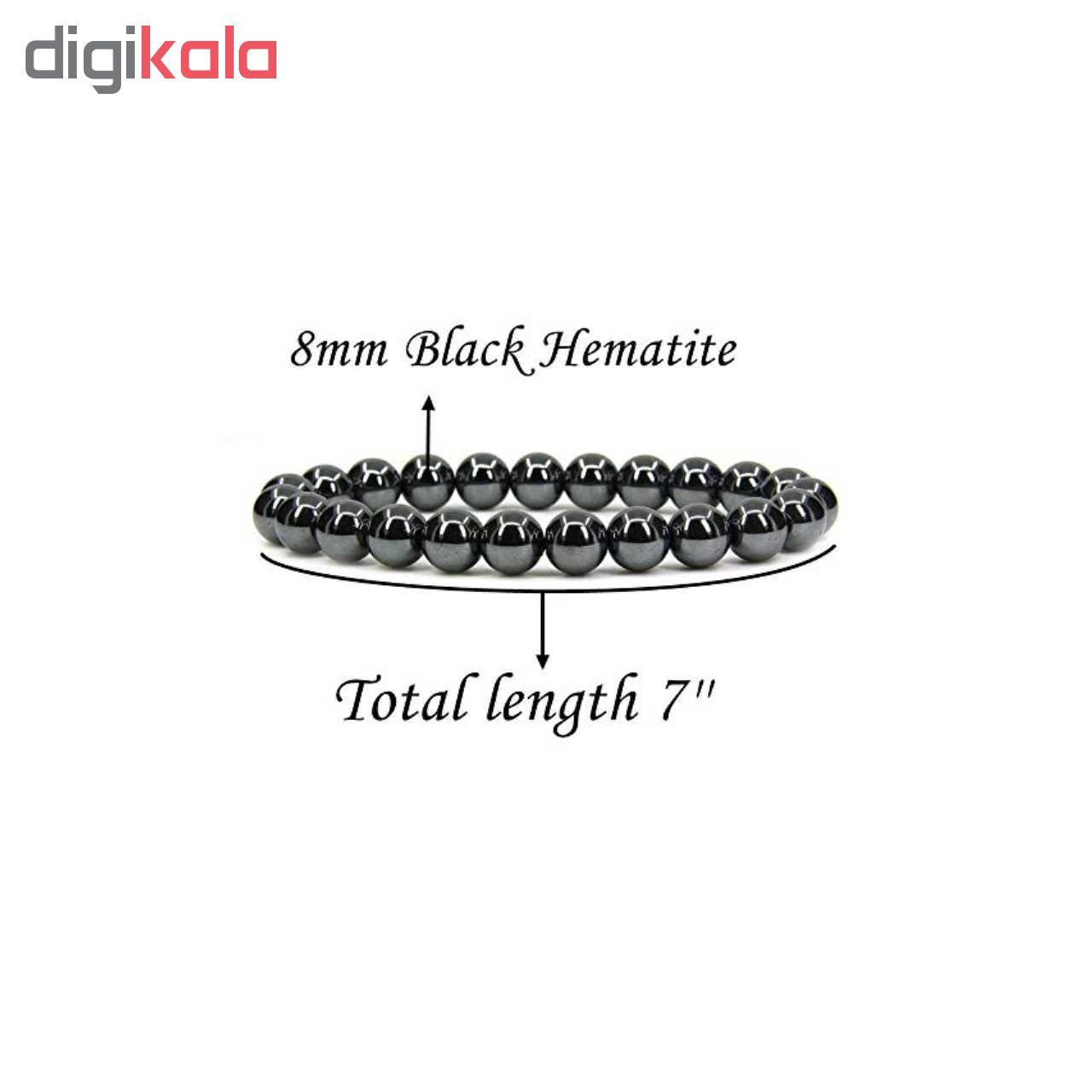 دستبند مدل hematit