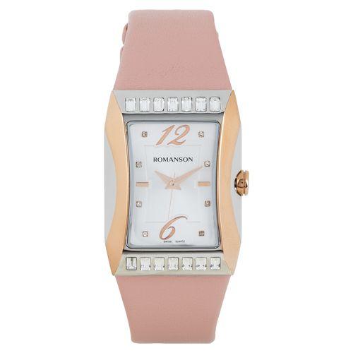 ساعت مچی عقربه ای زنانه رومانسون مدل RL0358TL1JAS6R
