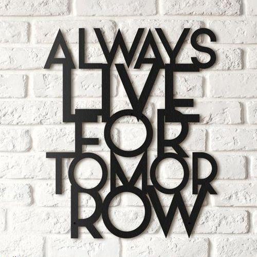 استیکر دیواری آتینو طرح Always Live