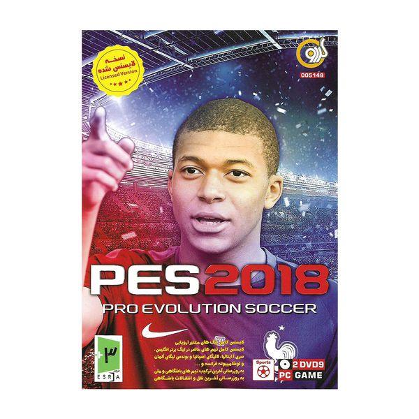 بازی PES 2018 Lite Edition 2  مناسب سیستم های ضعیف مخصوص PC | PES 2018 Lite Edition 2  For  PC Game