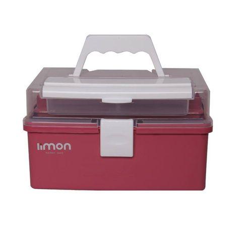 جعبه لوازم خیاطی لیمون مدل 1294