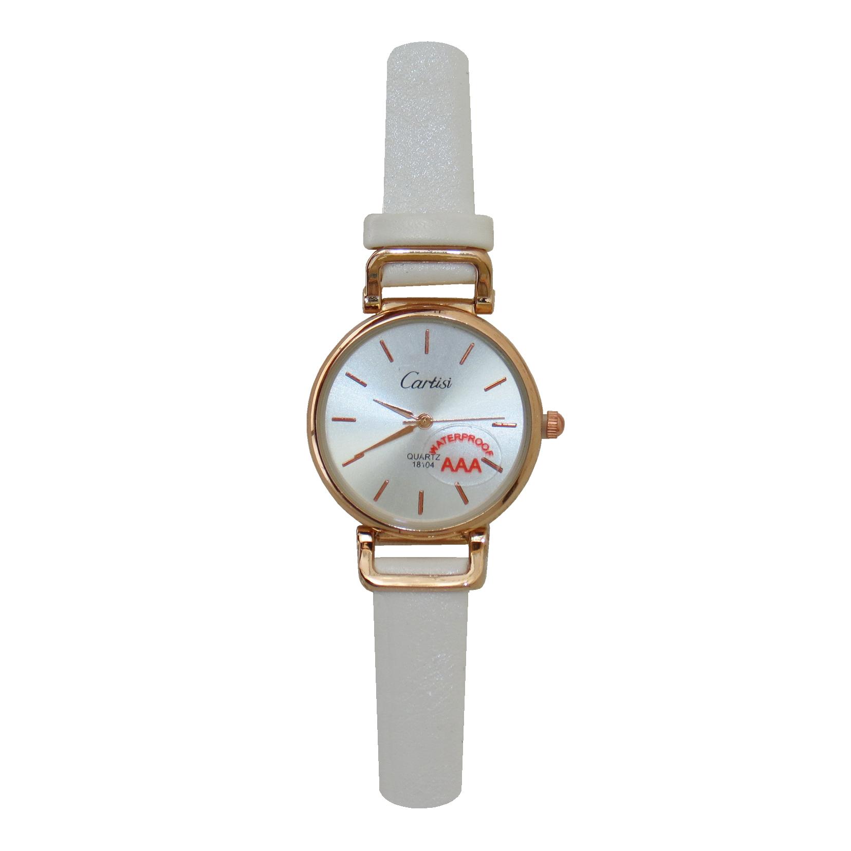 خرید و قیمت                       ساعت مچی  زنانه کارتیسی کد 18104