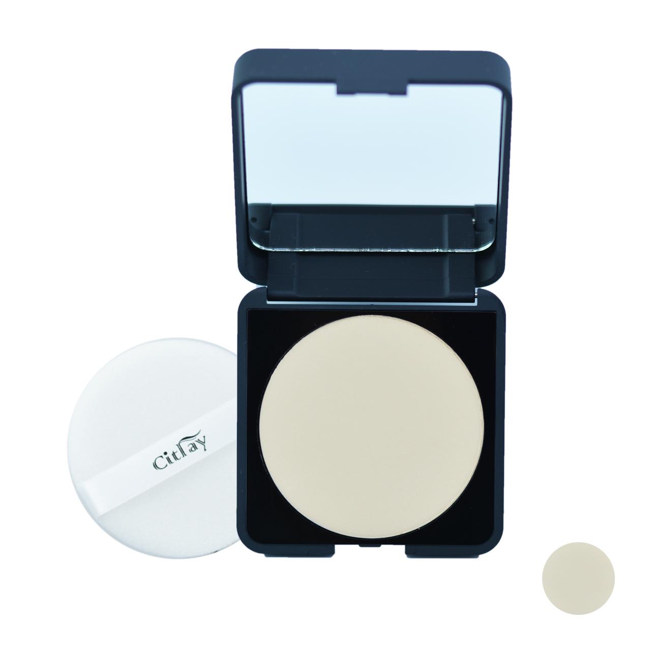 پنکیک سیترای مدل Soft Compact Powder شماره 202