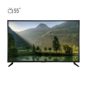 تلویزیون ال ای دی هوشمند پارس مدل PJ55US1 سایز 55 اینچ