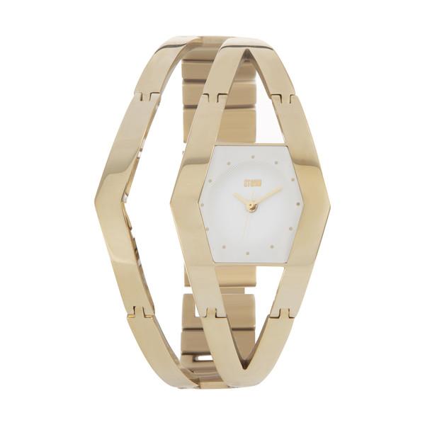 ساعت مچی عقربه ای زنانه استورم مدل ST 47344-GD