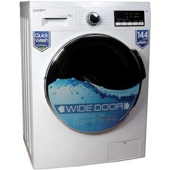 ماشین لباسشویی پاکشوما مدل WFU-80412 با ظرفیت 8 کیلوگرم | Pakshoma WFU-80412 Washing Machine 8Kg
