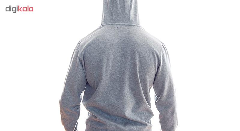 هودی مردانه به رسم طرح هیچ حسی کد 139