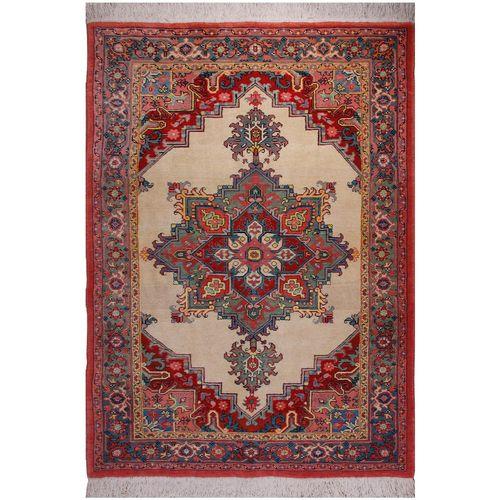 فرش دستبافت سه متری توليدي هريس کد 100946