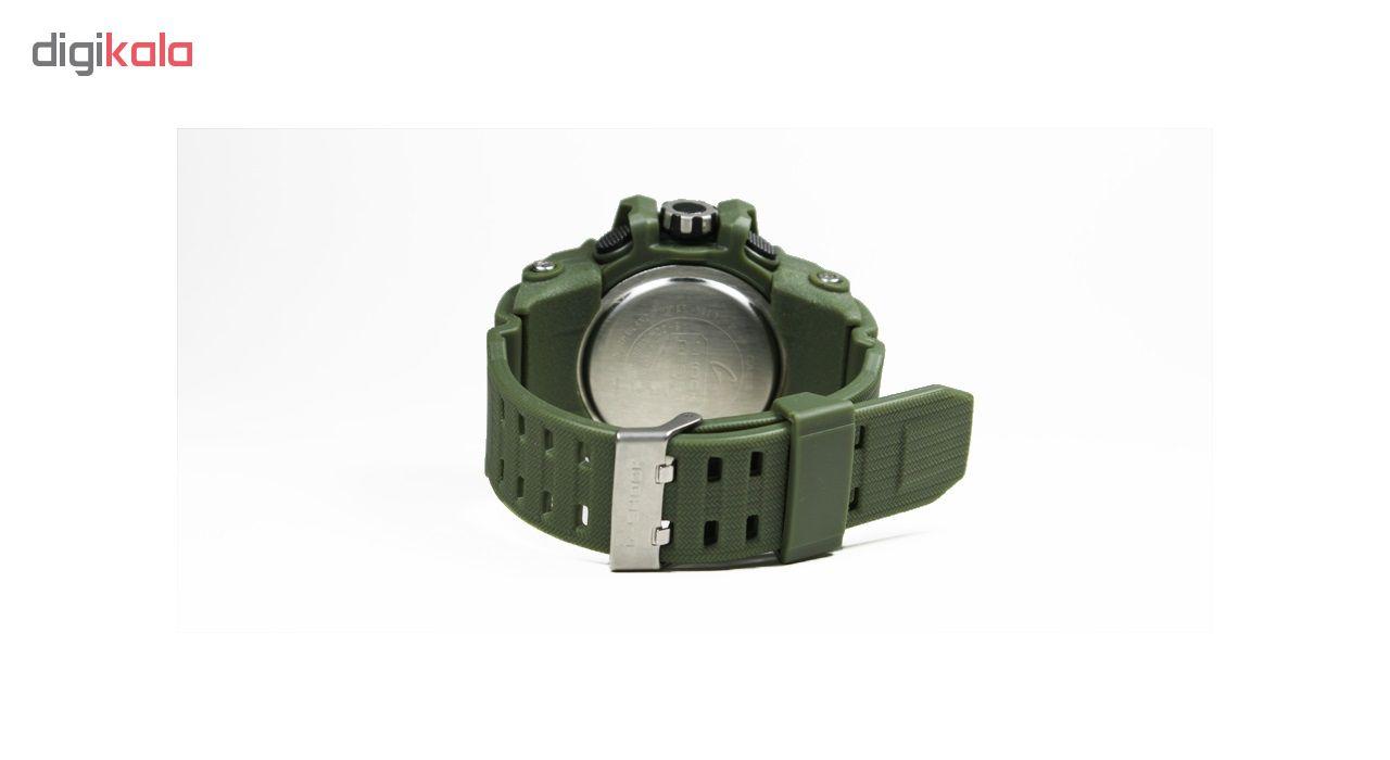 ساعت مچی عقربهای مردانه مدل G006