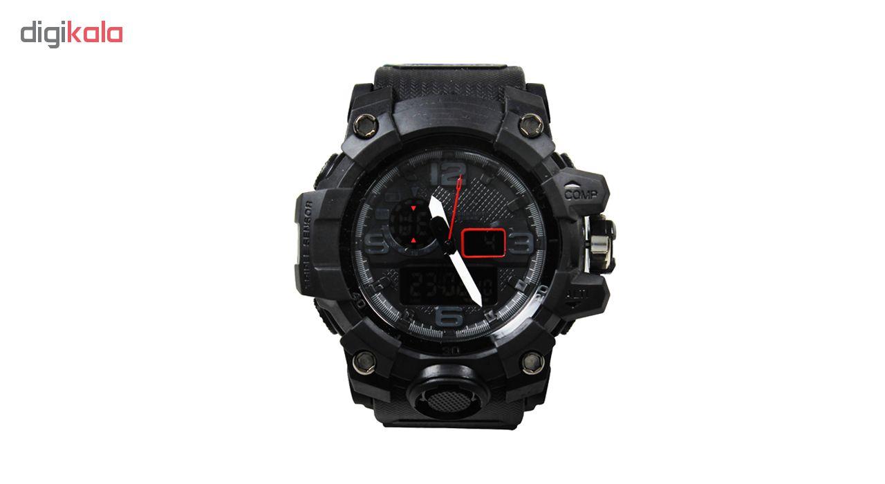 ساعت مچی عقربهای مردانه مدل G008