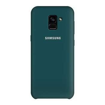 کاور سیلیکونی مدل SIC مناسب برای گوشی موبایل سامسونگ Galaxy A8 Plus 2018