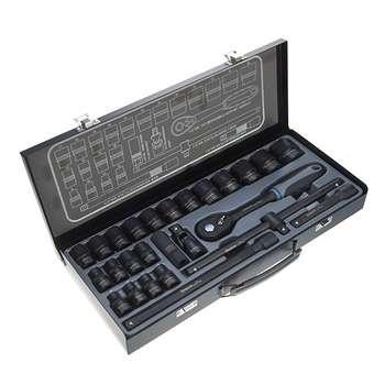 مجموعه 26 عددی آچار بکس 12 پر نووا مدل NTS-7000