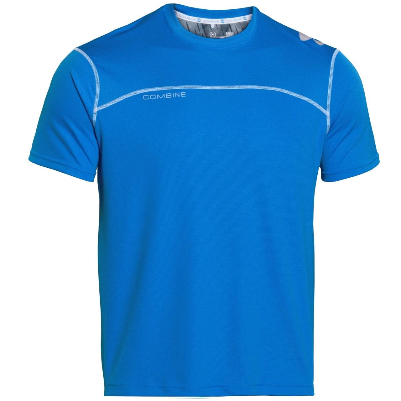 تی شرت مردانه آندر آرمور مدل UA Combine Training Acceleration