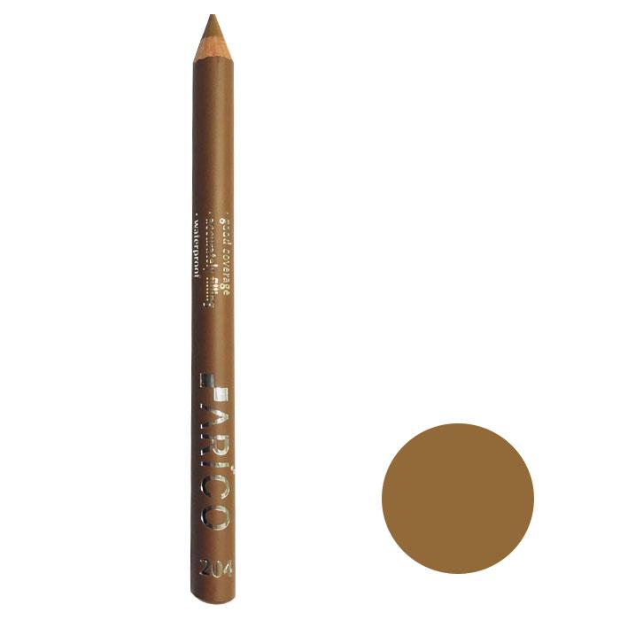 مداد ابرو آریکو مدل wood شماره 204