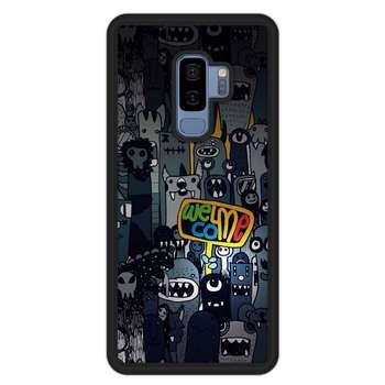 کاور مدل AS9P0272 مناسب برای گوشی موبایل سامسونگ Galaxy S9 plus