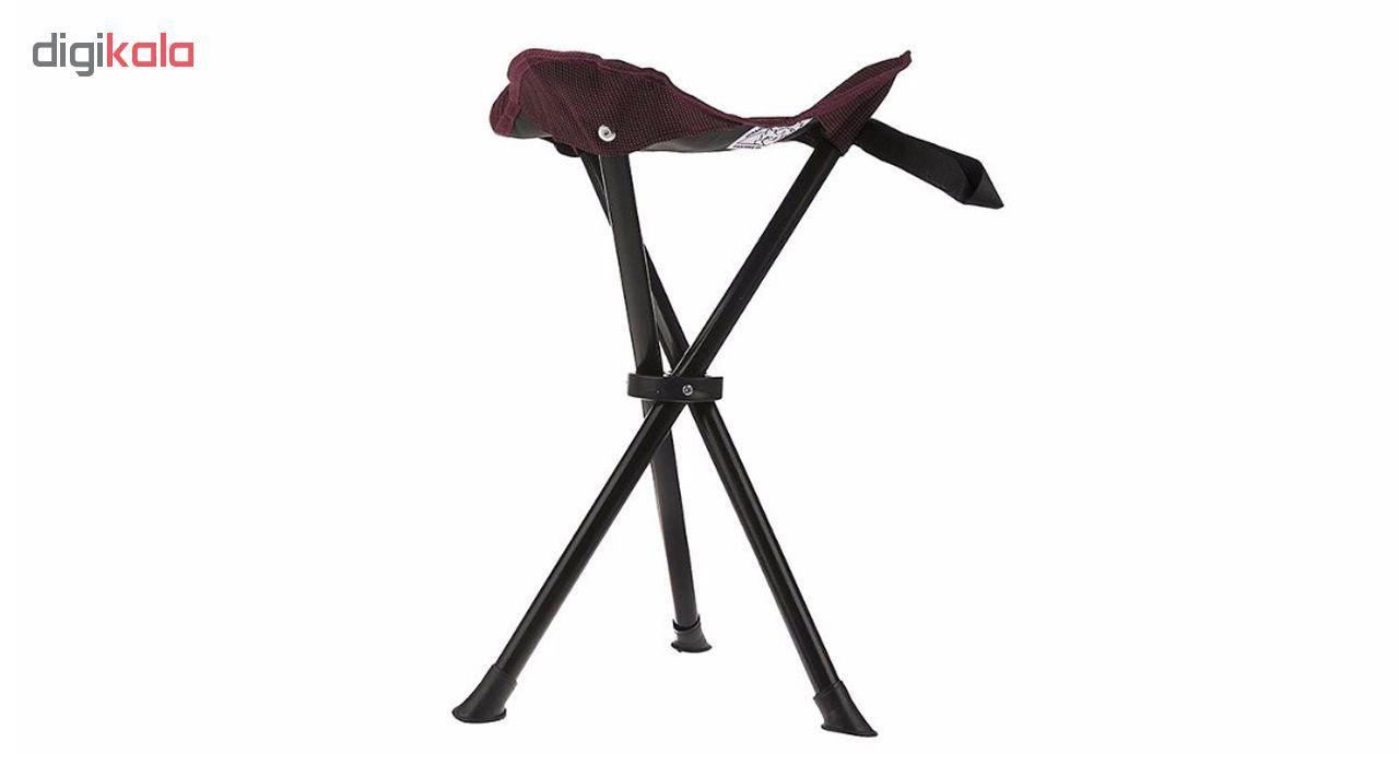 صندلی سه پایه سفری تاشو مدل X3 main 1 7