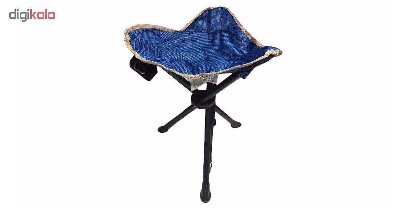 صندلی سه پایه سفری تاشو مدل X3 main 1 10