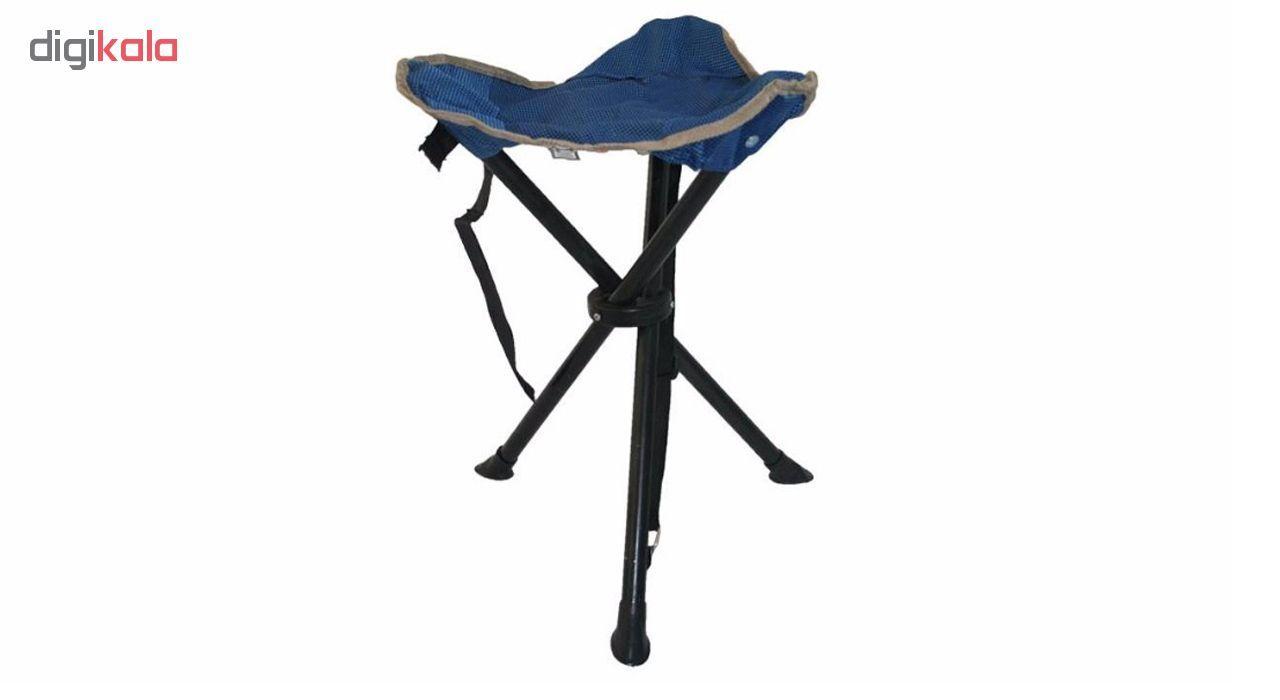 صندلی سه پایه سفری تاشو مدل X3 main 1 2