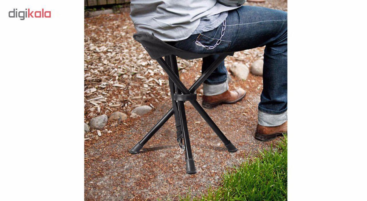 صندلی سه پایه سفری تاشو مدل X3 main 1 4