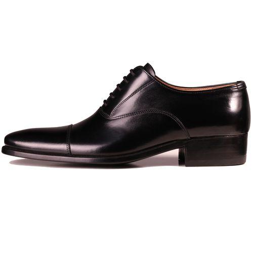 کفش مردانه چرم طبیعی ژاو مدل 3151