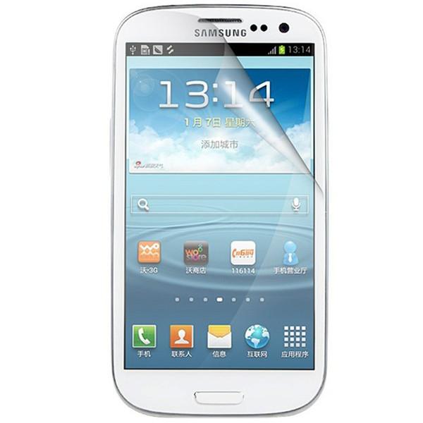 محافظ صفحه نمایش دیسکاوری بای مدل High مناسب برای گوشی موبایل سامسونگ S3