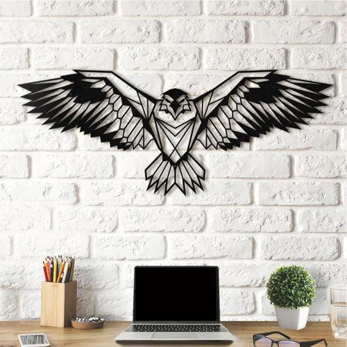 استیکر چوبی آتینو طرح عقاب