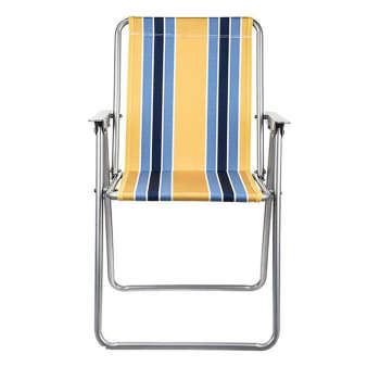 صندلی سفری تاشو طرح X Chair