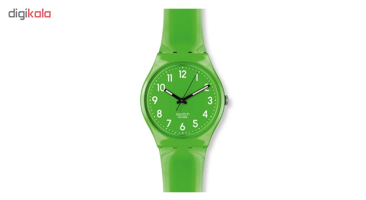 ساعت مچی عقربه ای سواچ مدل GG204