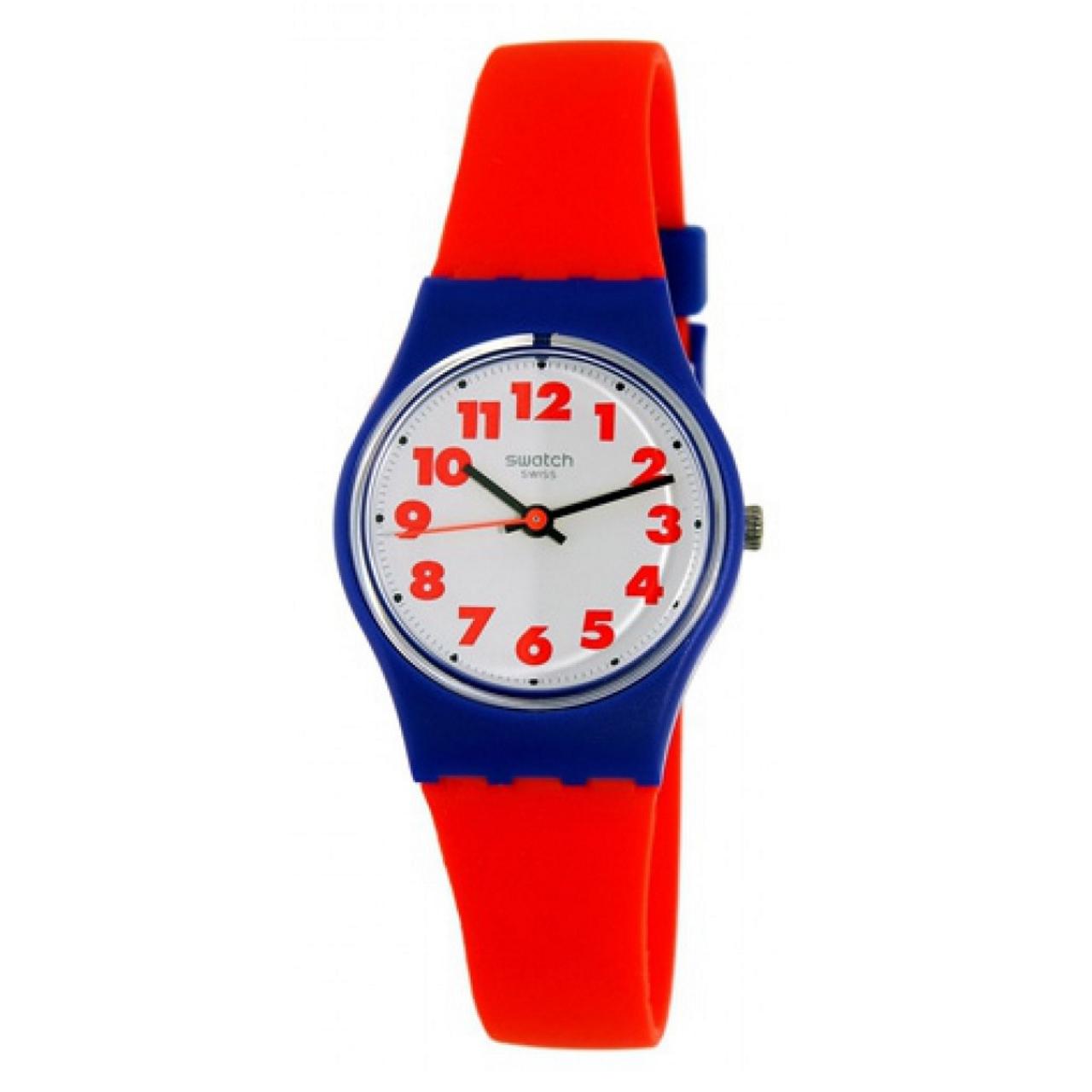 ساعت مچی عقربه ای زنانه سواچ مدل LS116