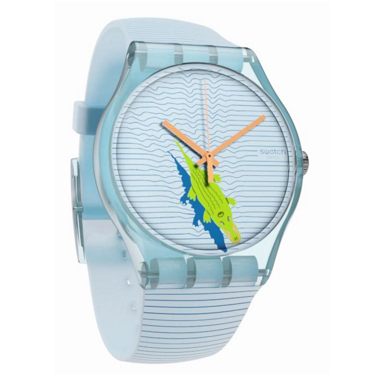 ساعت مچی عقربه ای سواچ مدل SUOS107
