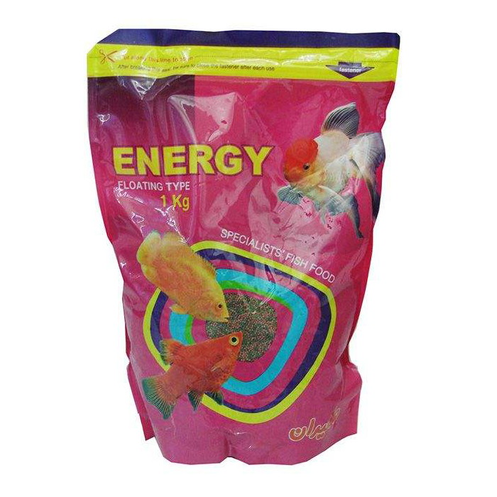 غذا ماهی انرژی مدل FLOATING وزن 1 کیلوگرم