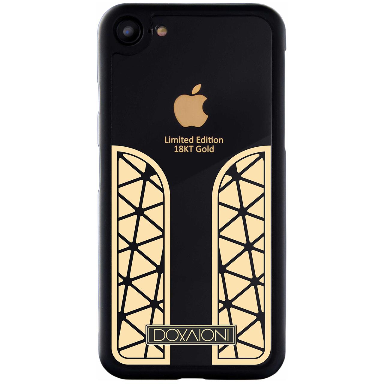 کاور طلا داکسیونی مدل Royal Pyramids مناسب برای گوشی موبایل iPhone 8/7