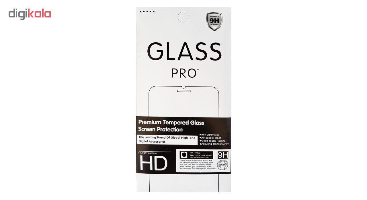 محافظ پشت گوشی گلس پرو پلاس مدل Premium Tempered مناسب برای گوشی موبایل اپل iPhone 7/8 main 1 1
