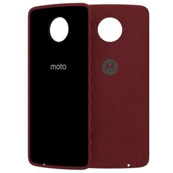 برچسب تزئینی مدل بالستیک نایلون مناسب برای گوشی موبایل موتورولا Moto Z