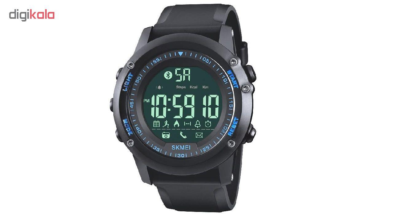 خرید                                       ساعت مچی دیجیتالی اسکمی  مدل 1321 کد B11