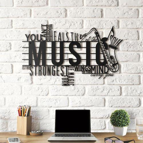 استیکر چوبی آتینو طرح Music