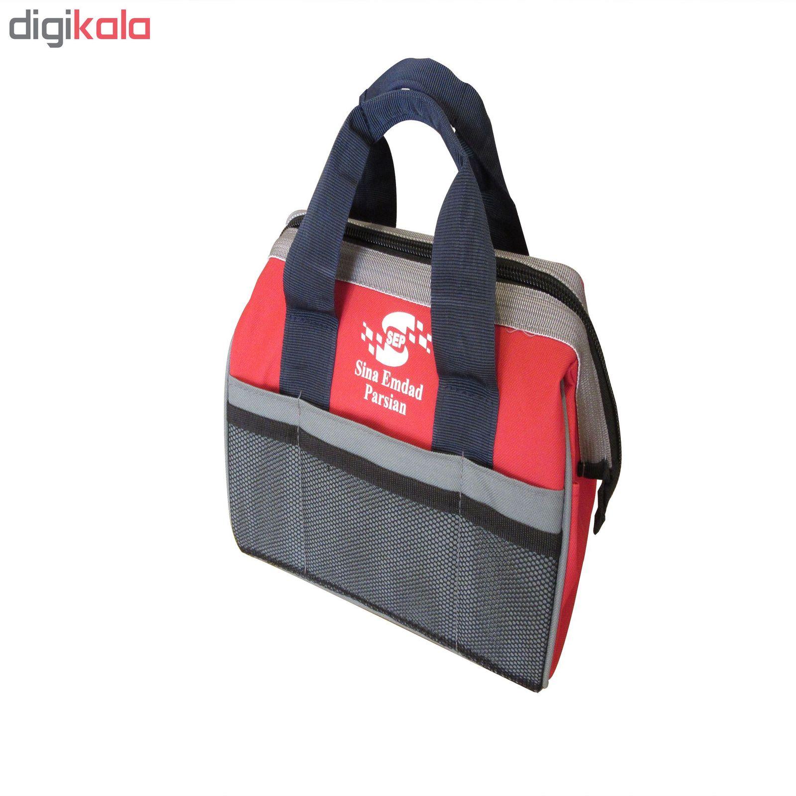 کیف ابزار سینا امداد مدل C001