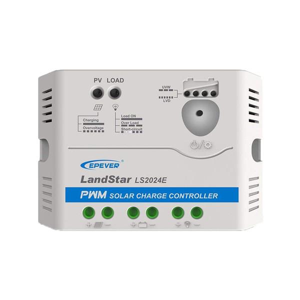 کنترل کننده دیجیتال شارژ خورشیدی 20 آمپر ای پی اور مدل LS2024E