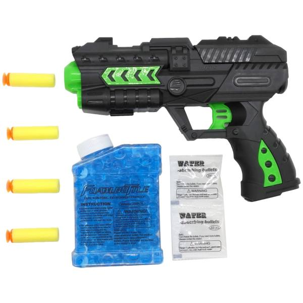 خرید                     تفنگ اسباب بازی سافت گان مدل 716C