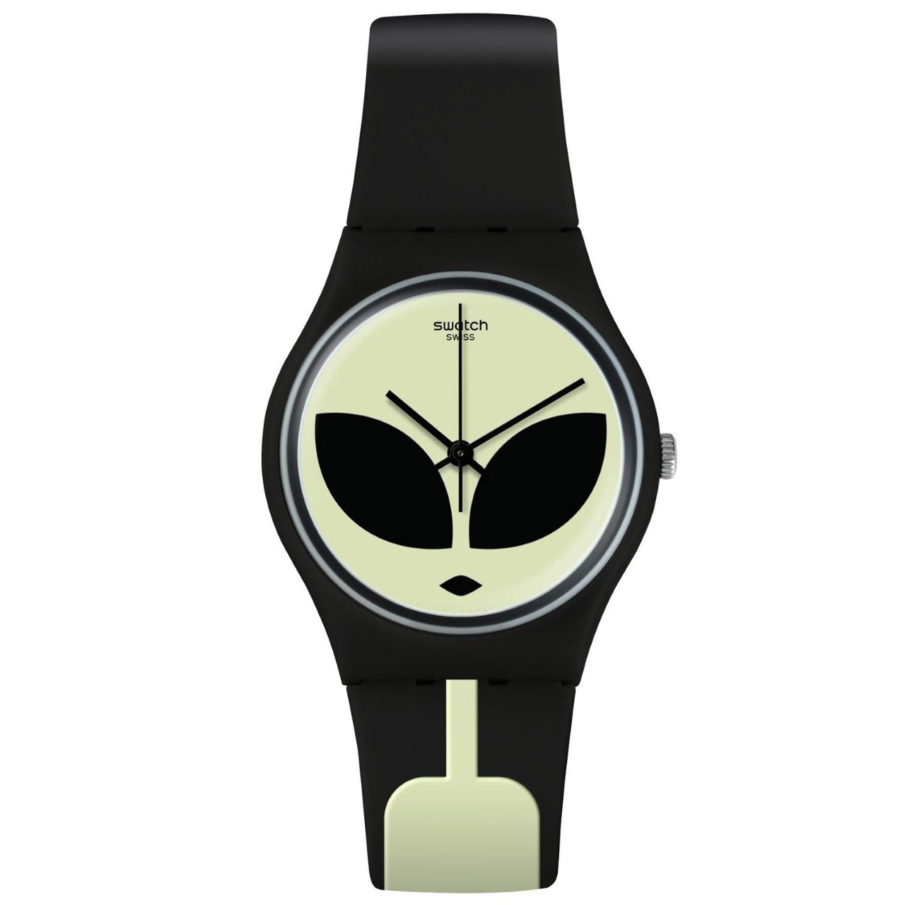 ساعت مچی عقربه ای زنانه سواچ مدل GB307 29