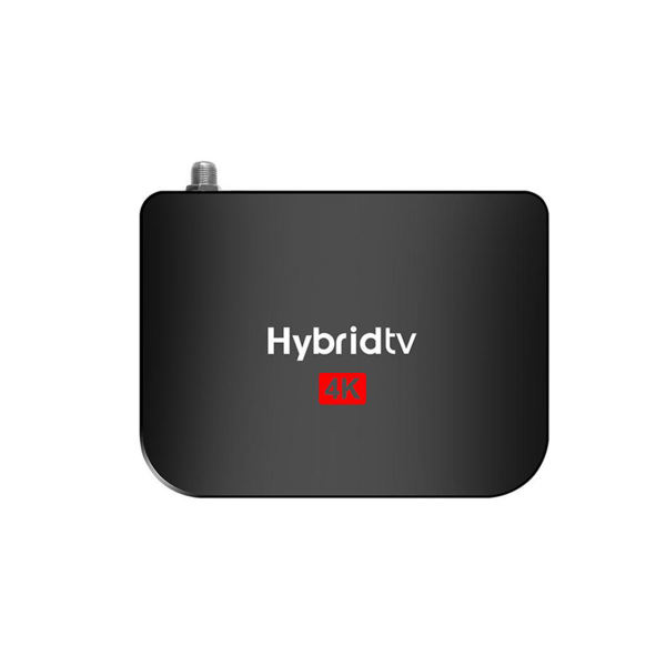 گیرنده دیجیتال مدل Hybrid tv