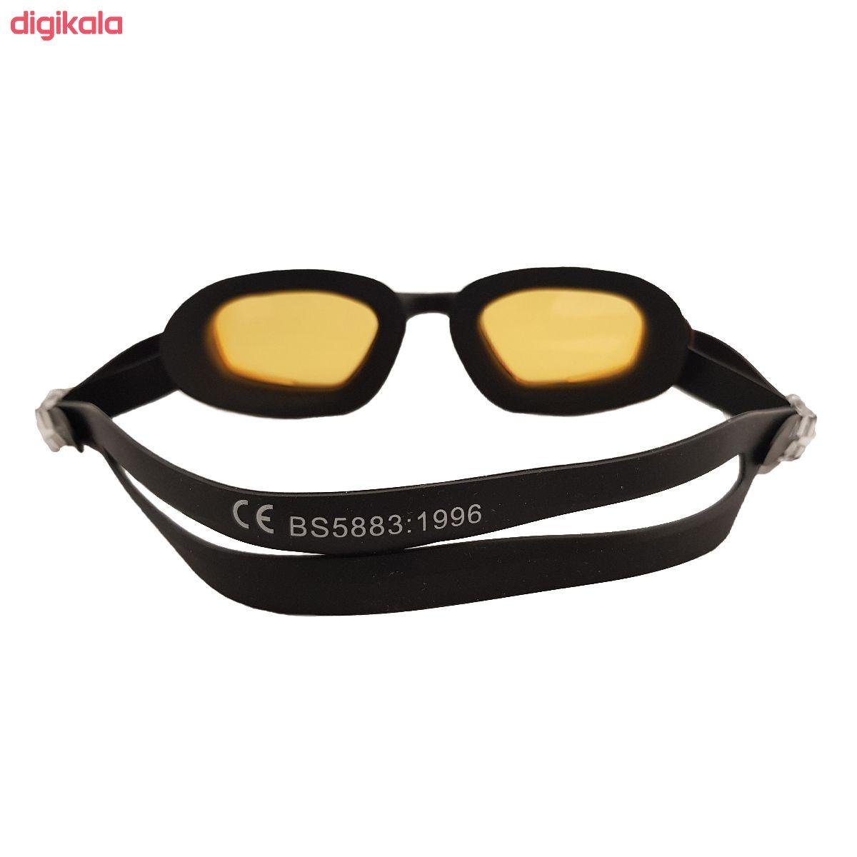 عینک شنا اکوا پرو مدل AMERAGE main 1 3