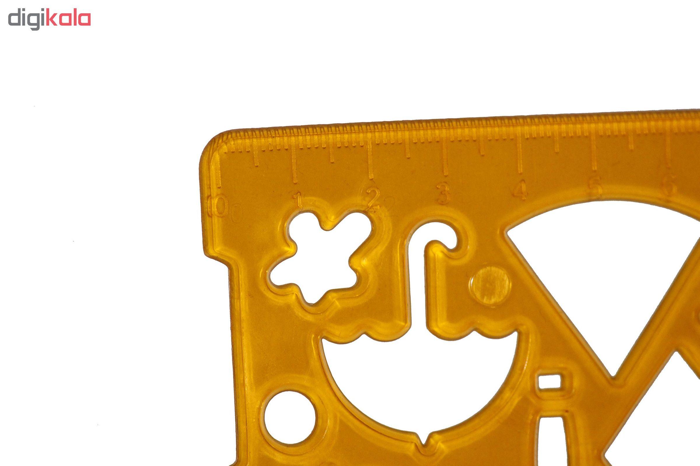 ست شابلون مدل Flexible بسته ۲ عددی main 1 5